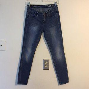 Madewell skinny skinny ankle jean size 26